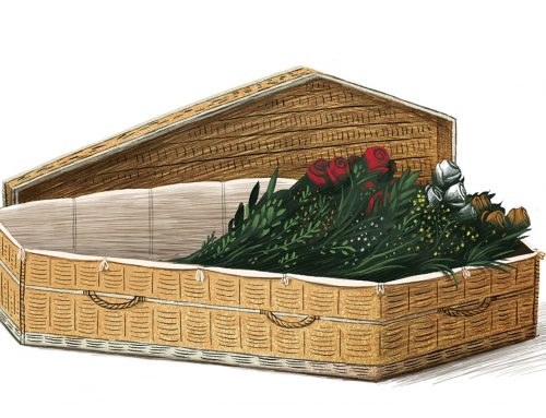 Dust to Dust – eco-friendly burial options