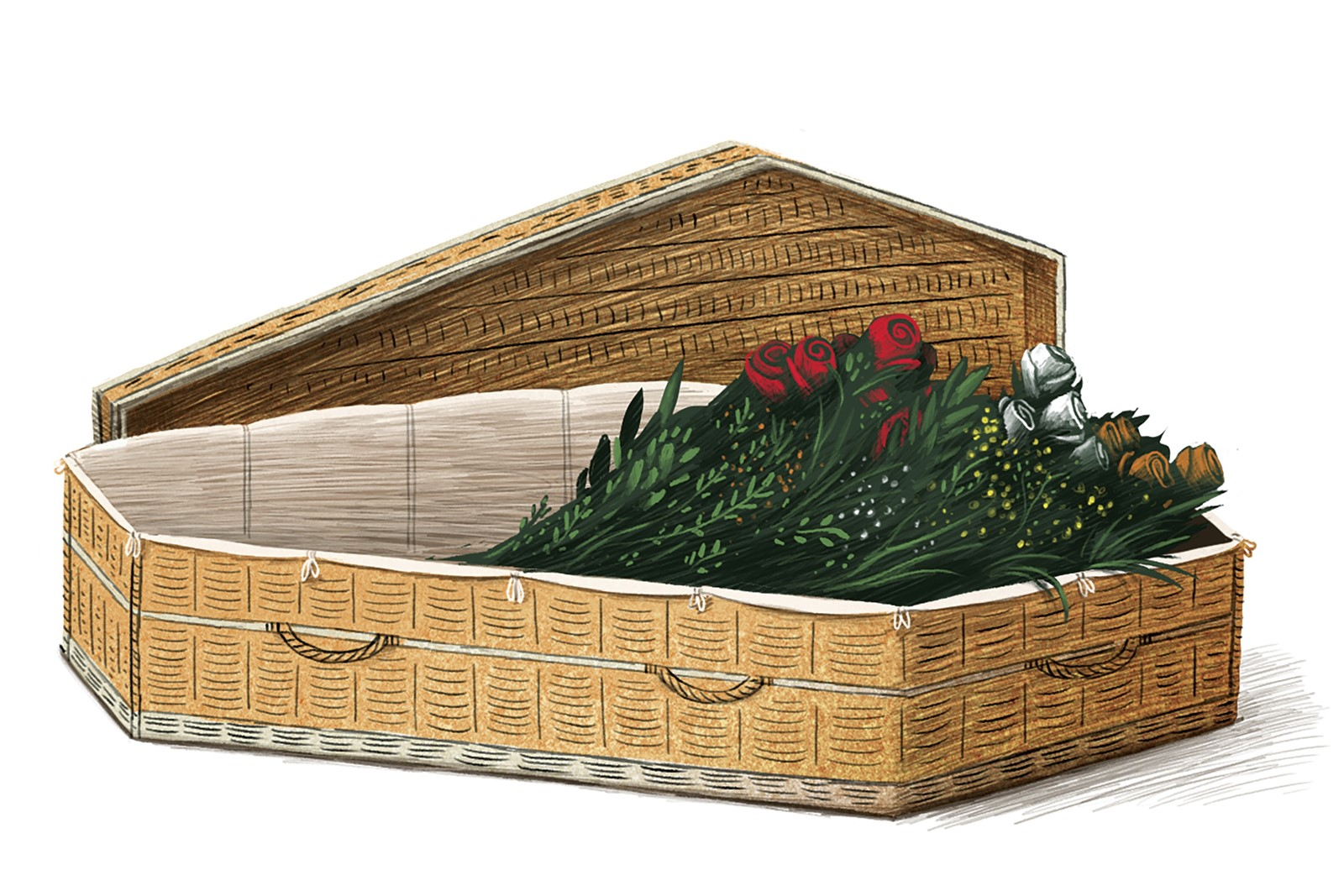eco-friendly burial
